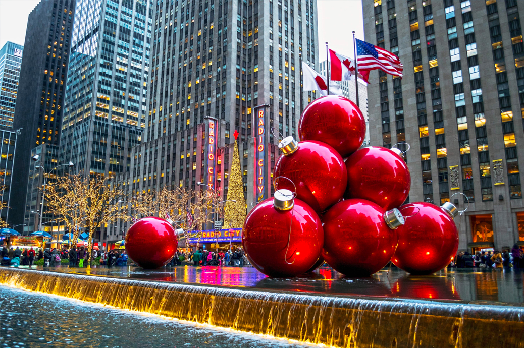 New York - Christmas Decorations